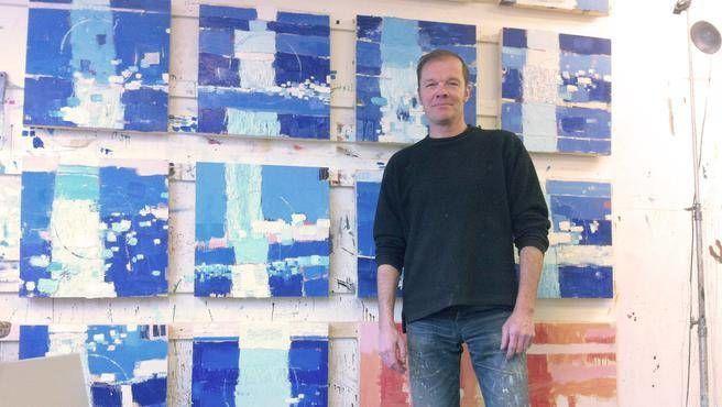 Halifax artist captures symbolism at sea