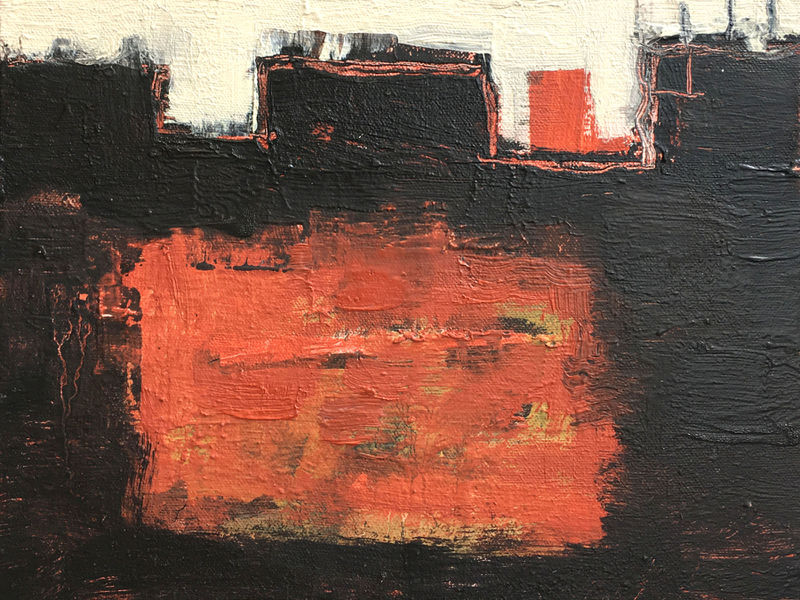 Red Shadow, study