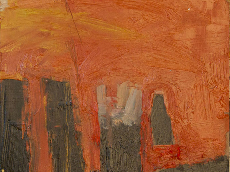 Red Barrens, study