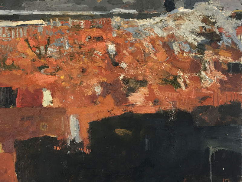 Red Barrens, Gale
